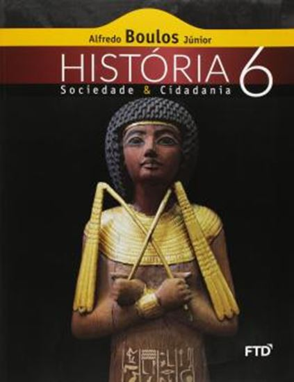Picture of HISTORIA, SOCIEDADE & CIDADANIA - 6º ANO