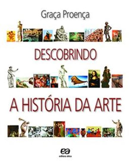 Picture of DESCOBRINDO A HISTORIA DA ARTE - VOL. UNICO