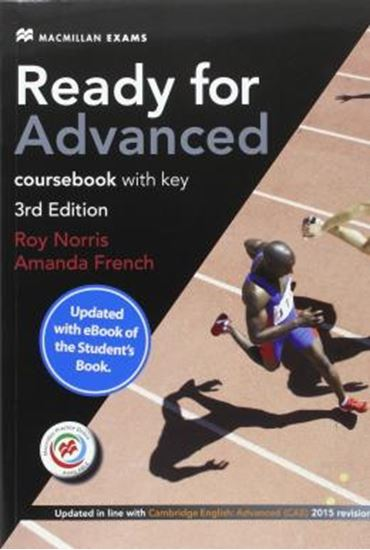 Picture of READY FOR ADVANCED STUDENT´S BOOK WITH EBOOK PACK - 3RD ED