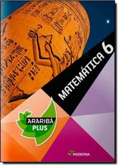Picture of ARARIBA PLUS - MATEMATICA - 6º ANO - 4ª ED