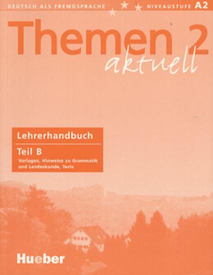 Picture of THEMEN AKTUELL 2B LEHRERHANDBUCH (PROF.)