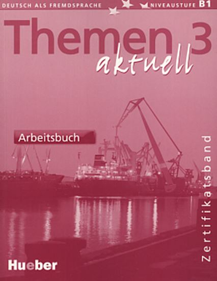 Picture of THEMEN AKTUELL 3 ARBEITSBUCH (EXERC.)