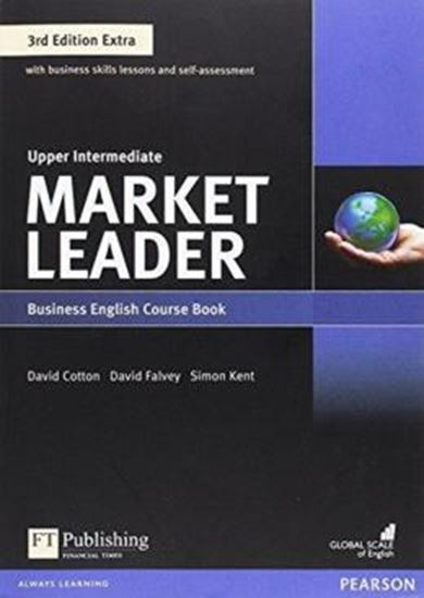 Picture of MARKET LEADER EXTRA UPPER INTERMEDIATE CB WITH DVD-ROM - 3RD ED