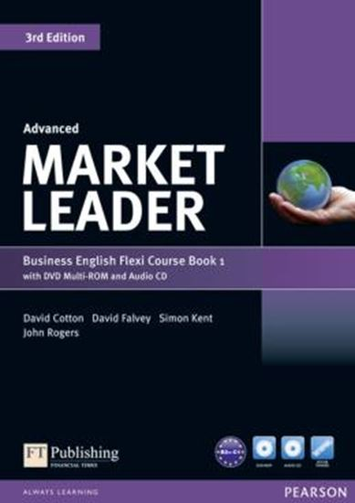 Picture of MARKET LEADER EXTRA ADVANCED A CB - 3RD ED