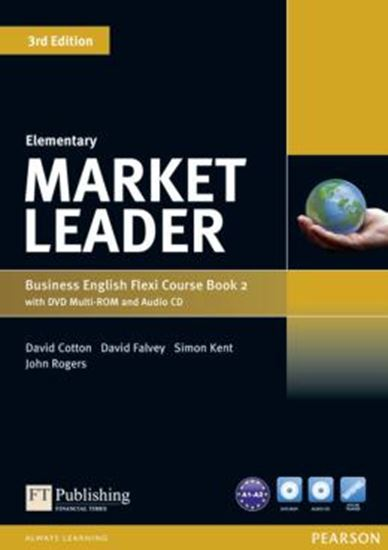 Picture of MARKET LEADER EXTRA ELEMENTARY B CB - 3RD ED