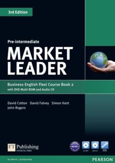 Picture of MARKET LEADER EXTRA PRE-INTERMEDIATE B  CB - 3RD ED