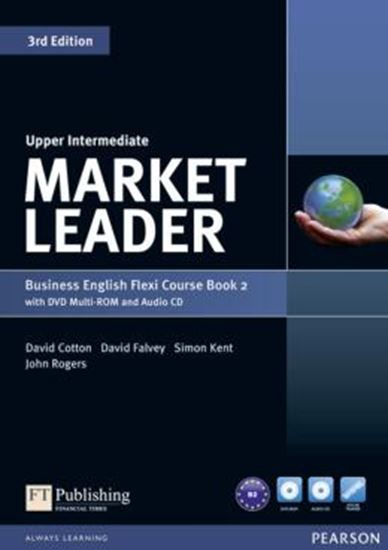 Picture of MARKET LEADER EXTRA UPPER INTERMEDIATE B CB - 3RD ED