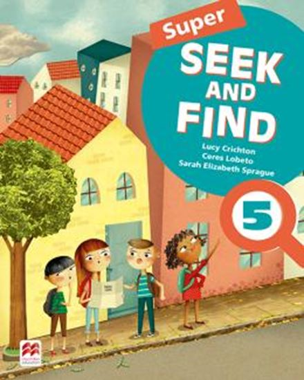 Picture of SUPER SEEK AND FIND 5 SB AND DIGITAL PACK - 2ND ED