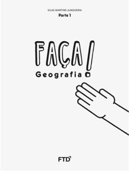Picture of CONJUNTO FACA GEOGRAFIA - 5º ANO