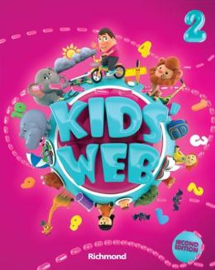 Picture of KIDS WEB 2 - LIVRO DO ALUNO + DVD-ROM + CD AUDIO - 2ND ED