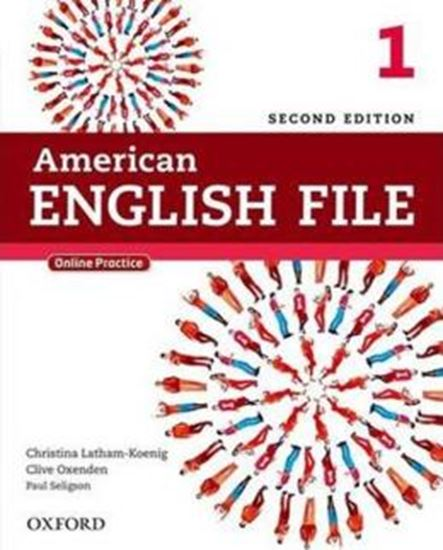 Picture of FATEC - AMERICAN ENGLISH FILE 1 PACK