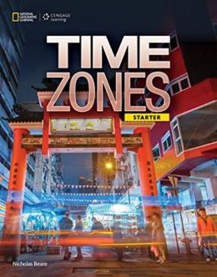 Picture of TIME ZONES STARTER COMBO - 2ND ED