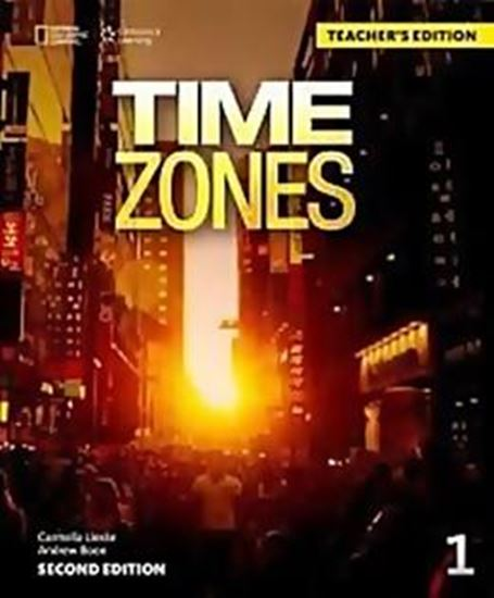 Picture of TIME ZONES 1 TB - 2ND ED