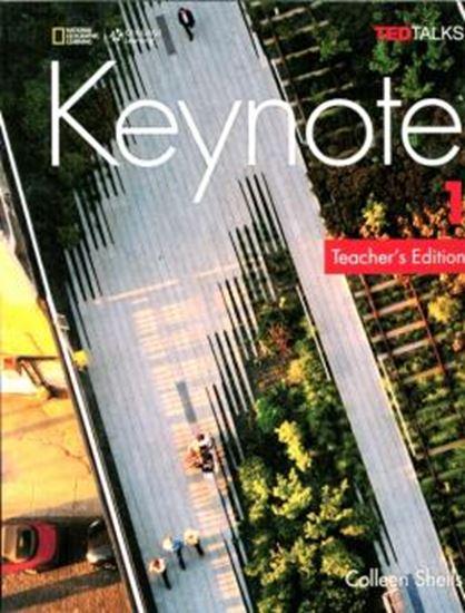 Picture of KEYNOTE 1 TEACHER´S BOOK - AMERICAN