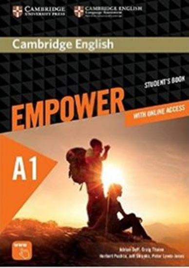 Picture of CAMBRIDGE ENGLISH EMPOWER STARTER STUDENT´S BOOK WITH ONLINE ASSESSMENT AND PRACTICE - 1ST ED