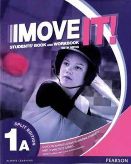 Picture of MOVE IT! 1A SB AND WB WITH MP3 - 1ST ED