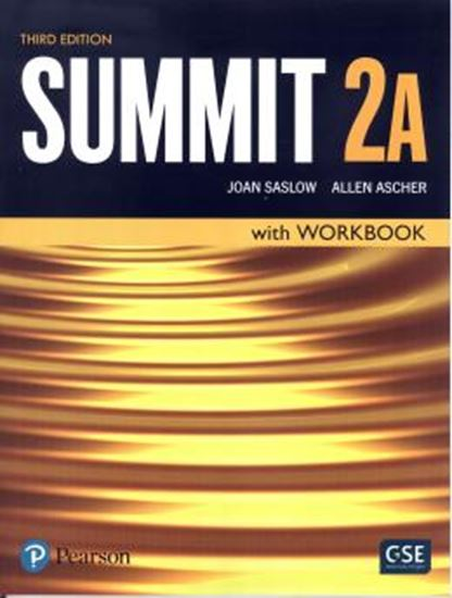 Picture of SUMMIT 2A STUDENT´S BOOK AND WORKBOOK - 3RD ED
