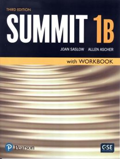 Picture of SUMMIT 1B STUDENT´S BOOK WITH WORKBOOK - 3RD ED