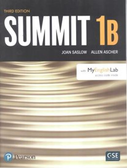Picture of SUMMIT 1B SB WITH MYENGLISHLAB - 3RD ED