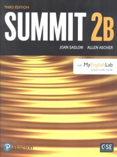 Picture of SUMMIT 2B SB WITH MYENGLISHLAB - 3RD ED