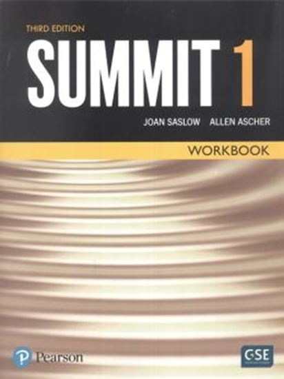 Picture of SUMMIT 1 WORKBOOK - 3RD ED