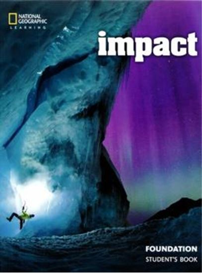 Picture of IMPACT FOUNDATION STUDENTS BOOK - BRITISH - 1ST ED
