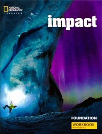 Picture of IMPACT FOUNDATION WORKBOOK WITH WORKBOOK AUDIO CD - BRITISH - 1ST ED