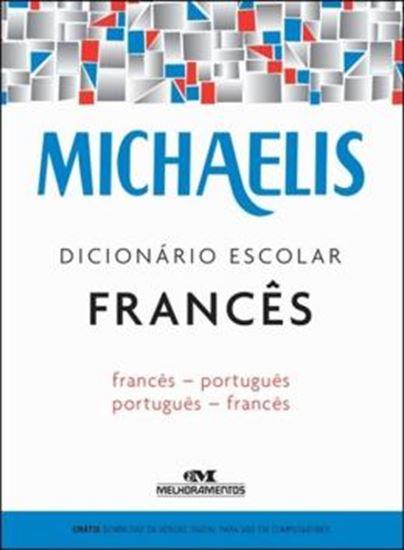 Picture of MICHAELIS DICIONARIO ESCOLAR FRANCES - FRANCES-PORTUGUES - PORTUGUES-FRANCES