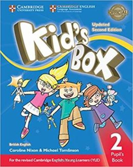 Picture of KIDS BOX 2 PUPIL´S BOOK - BRITISH - UPDATED 2ND ED
