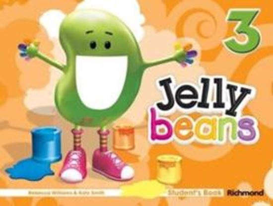Picture of JELLY BEANS 3 SB WITH CD-ROM