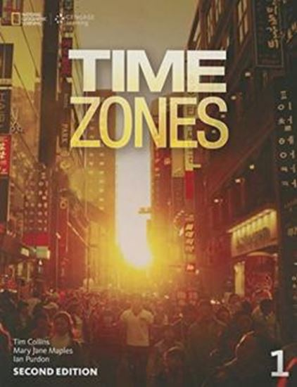 Picture of TIME ZONES 1 STUDENT´S BOOK - 2ND ED