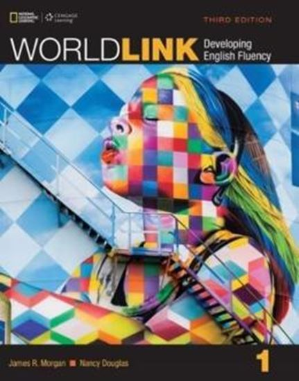 Picture of WORLD LINK 1 STUDENT´S BOOK WITH MY WORLD LINK ONLINE - 3RD ED