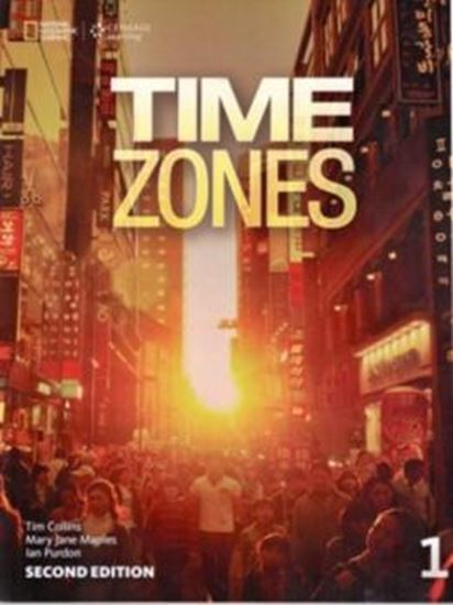 Picture of TIME ZONES 1 STUDENT´S BOOK WITH STARTER - 2ND ED