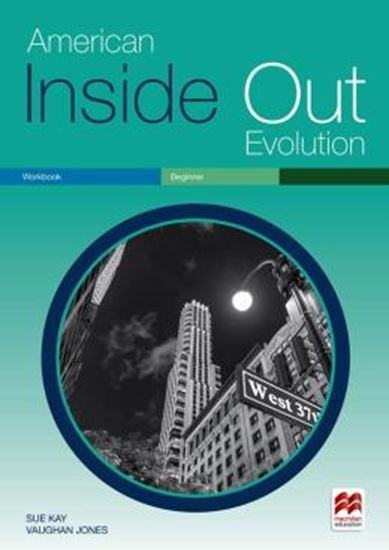 Picture of AMERICAN INSIDE OUT EVOLUTION BEGINNER WORKBOOK