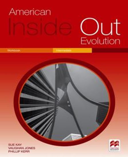 Picture of AMERICAN INSIDE OUT EVOLUTION INTERMEDIATE A WORKBOOK