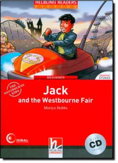 Picture of JACK AND THE WESTBOURNE FAIR - WITH CD - BEGINNER