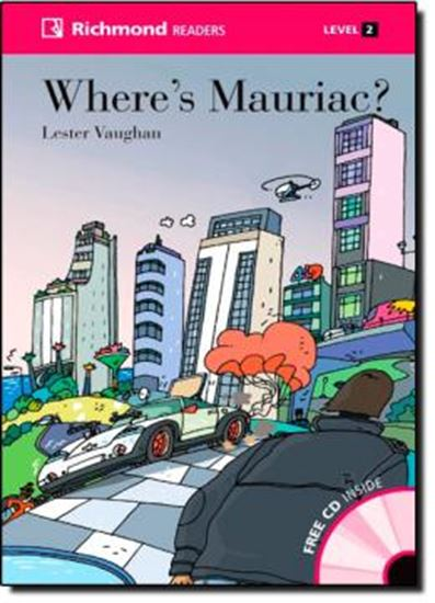 Picture of RICHMOND READERS LEVEL 2 - WHERE´S MAURIAC?