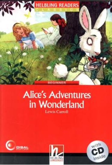 Picture of ALICE´S ADVENTURES IN WONDERLAND - WITH CD - BEGINNER