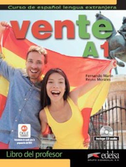 Picture of VENTE A1 - LIBRO DEL PROFESOR + CD AUDIO