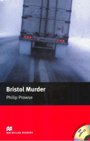 Picture of BRISTOL MURDER - MACMILLAN READERS INTERMEDIATE - BOOK WITH AUDIO CD