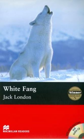 Picture of WHITE FANG WITH CD - MACMILLAN READERS
