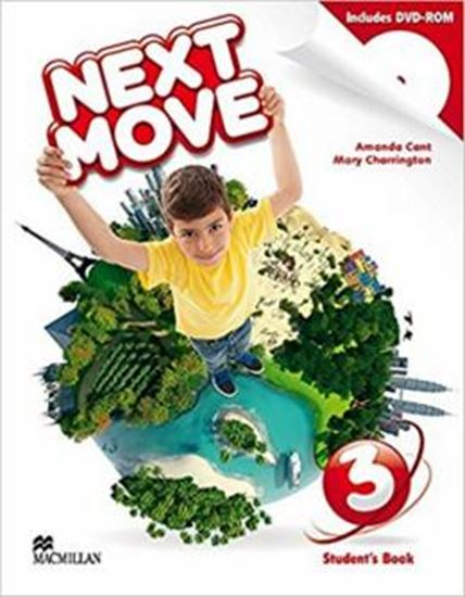 Picture of NEXT MOVE 3 SB WITH EBOOK PACK - 1ST ED