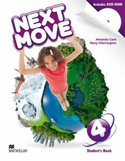 Picture of NEXT MOVE 4 SB WITH EBOOK PACK - 1ST ED
