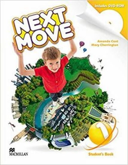 Picture of NEXT MOVE 1 STUDENT´S BOOK WITH EBOOK PACK - 1ST ED