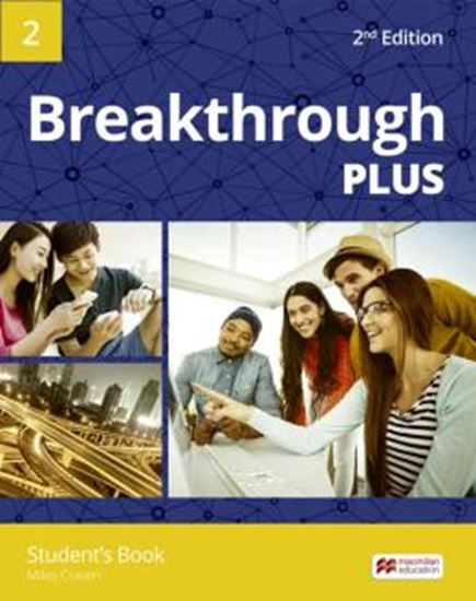 Picture of BREAKTHROUGH PLUS 2 STUDENT´S BOOK AND WORKBOOK PREMIUM PACK - 2ND ED