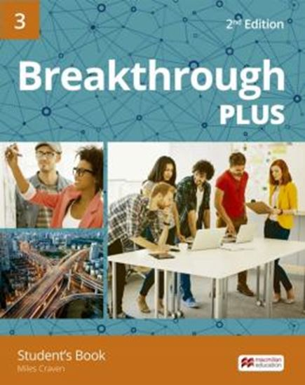 Picture of BREAKTHROUGH PLUS 3 STUDENT´S BOOK AND WORKBOOK PREMIUM PACK - 2ND ED
