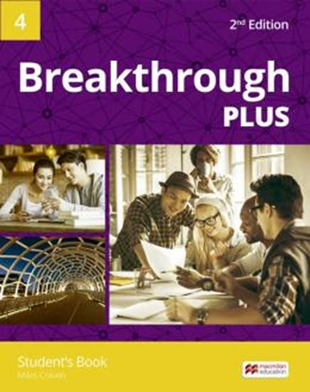 Picture of BREAKTHROUGH PLUS 4 STUDENT´S BOOK AND WORKBOOK PREMIUM PACK - 2ND ED