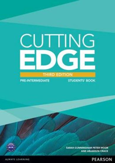 Picture of CUTTING EDGE PRE INTERMEDIATE SB AND MYLAB PACK - 3RD ED