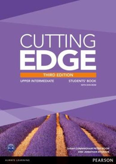 Picture of CUTTING EDGE UPPER INTERMEDIATE SB WITH DVD + MY LAB - 3RD ED