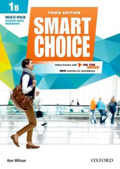 Picture of SMART CHOICE 1B MULTI-PACK - 3RD ED